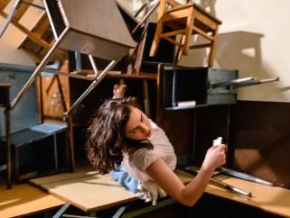 Then She Fell: Rachel I. Berman (as Alice)