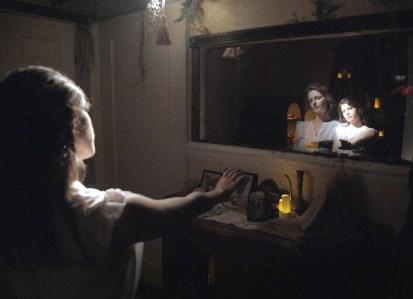 Then She Fell, mirror Alices: Marissa Neilson-Pincus and Tara O'Con