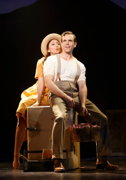 Bright Star with Carmen Cusack and Paul Alexander Nolan