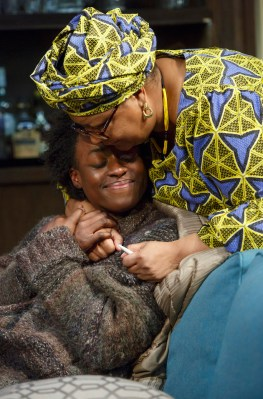 Ito Aghayere and Myra Lucretia Taylor