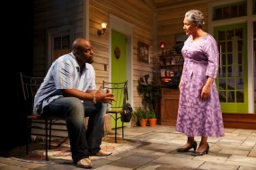 J. Bernard Calloway as Spencer with his mother, portrayed by, Phylicia Rashad