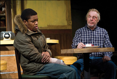 Superior Donuts when it was a play