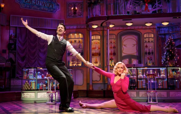 Gavin Creel and Jane Krakowski