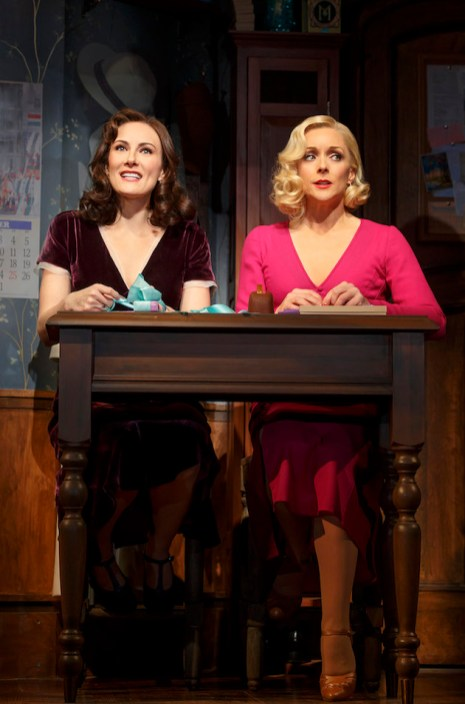Laura Benanti and Jane Krakowski,