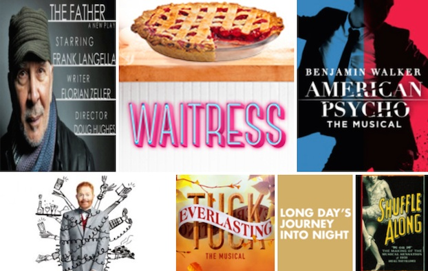 Broadway openings April 2016