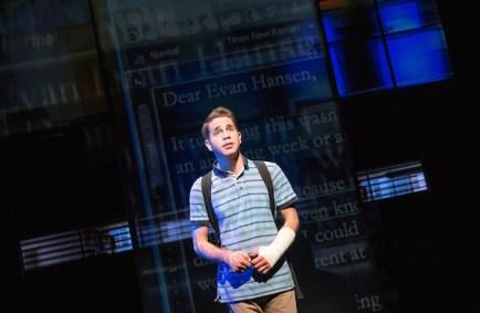 Ben Platt as Evan Hansen