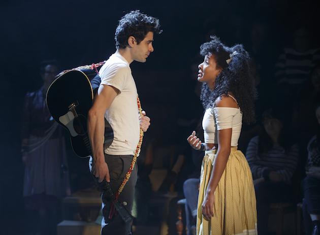 Damon Daunno and Nabiyah be as Orpheus and Eurydice