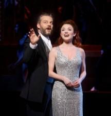 Jeremy Kushnier and Ruby Lewis