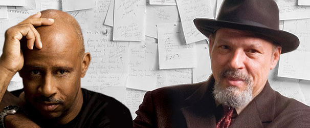 Santiago-Hudson and August Wilson