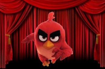 Angrybirdonstage