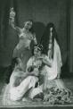 The 3 Travels of Aladin with the Magic Lamp, 1982. Francoise Grund Khaznadar (playwright) Elizabeth Swados (music)