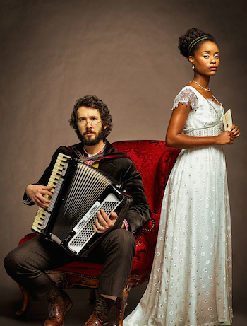 Josh Groban and Denee Benton from Natasha, Pierre and the Great Comet of 1812