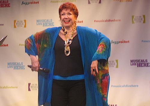 Donna McKechnie in Icon