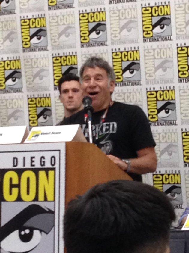 Stephen Schwartz at ComicCon