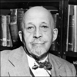 the real W.E.B. Du Bois