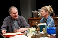 Jay O. Sanders and Lynn Hawley as husband and wife in What Did You Expect?,