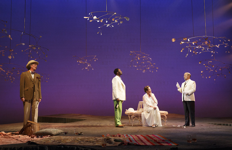 The Cherry Orchard starring Diane Lane: review, pics - New