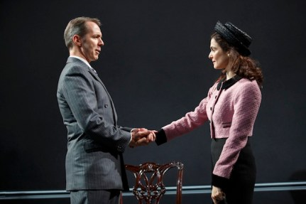 Paul Niebanck and Rachel Weisz