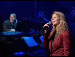 Stephen Schwartz and Kelli O'Hara
