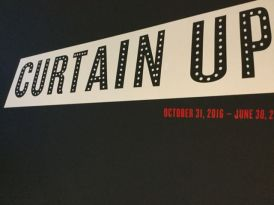curtain-up-sign
