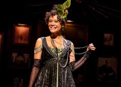 Amber Gray as Helene