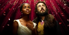 Denee Benton and Josh Groban in Natasha, Pierre and the Great Comet of 1812