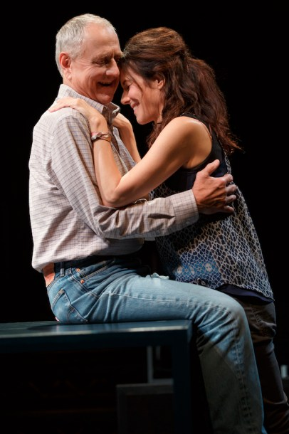 Heisenberg, on Broadway, with Denis Arndt and Mary-Louise Parker