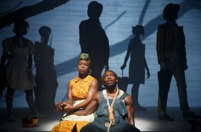The Death of the Last Dead Man in America by Suzan-Lori Parks: Roslyn Ruff and Daniel J. Watts