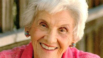 Connie Sawyer, 105, veteran of four Broadway shows.