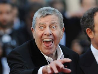 Jerry Lewis, 90, veteran of two Broadway shows.