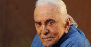 Kirk Douglas, 103, best-known as a movie star, of course, but a veteran of eight Broadway plays