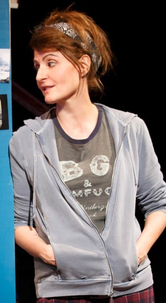 Nia Vardalos in Tiny Beautiful Things