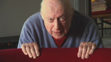 Norman Lloyd, 105, veteran as director or performer of 14 Broadway shows.