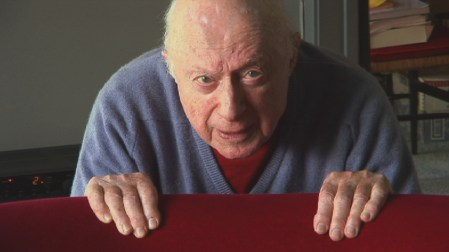 Norman Lloyd, 105, veteran as director or performer of 14 Broadway shows.