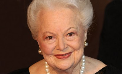 Olivia de Havilland at 103, yes, a 50-year career as a movie star, and two time Oscar winner, but also veteran of three Broadway shows.