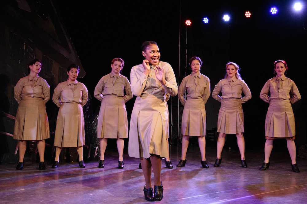 Blueprint specials review world war ii soldier musicals blueprint specials review world war ii soldier musicals entertaining civilians at last new york theater malvernweather Images