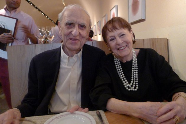 Arthur and Barbara Gelb
