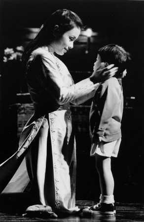 Lea Salong in Miss Saigon opened April 9, 1991. Its second Broadway production will open March 23, 2017.