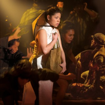 Miss Saigon 7 Eva Noblezada as Kim