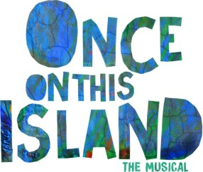 Once on This Island logo