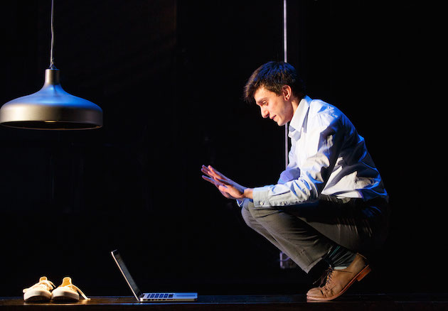 In Significant Other, Jordan was a gay man whose three best female friends abandoned him one by one to get married, while his dating life was going nowhere. In a hilarious and heartrending moment, he engaged in an elaborate dance of indecision as he struggled with whether or not to click the key on his computer that would send a gushing e-mail proclaiming his love to a new office colleague. Opened in March.