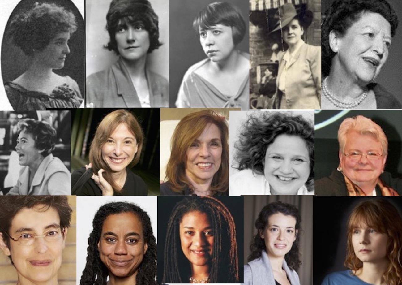 Women Pulitzer Winners
