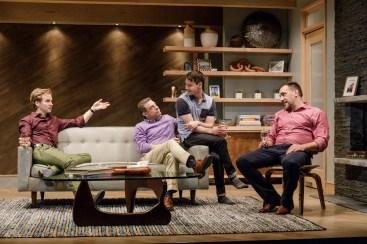 Ryan Spahn, Matthew Montelong, Leland Wheeler, and Lou Liberatore