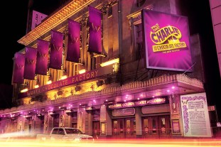Lunt-Fontanne Theatre for Charlie