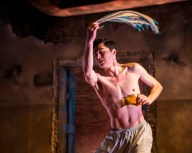 15 TROY IWATA in THE BOY WHO DANCED ON AIR. 5. Photography by Maria Baranova