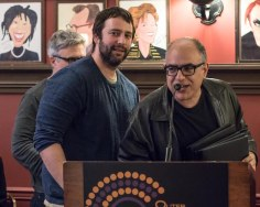 Itamar Moses and David Yazbek at OCC