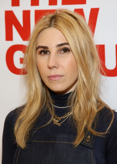 Zosia Mamet in The Whirligig at The New Group