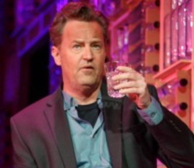 Matthew Perry in end of longing