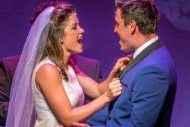 Emily Behny and Josh Tolle