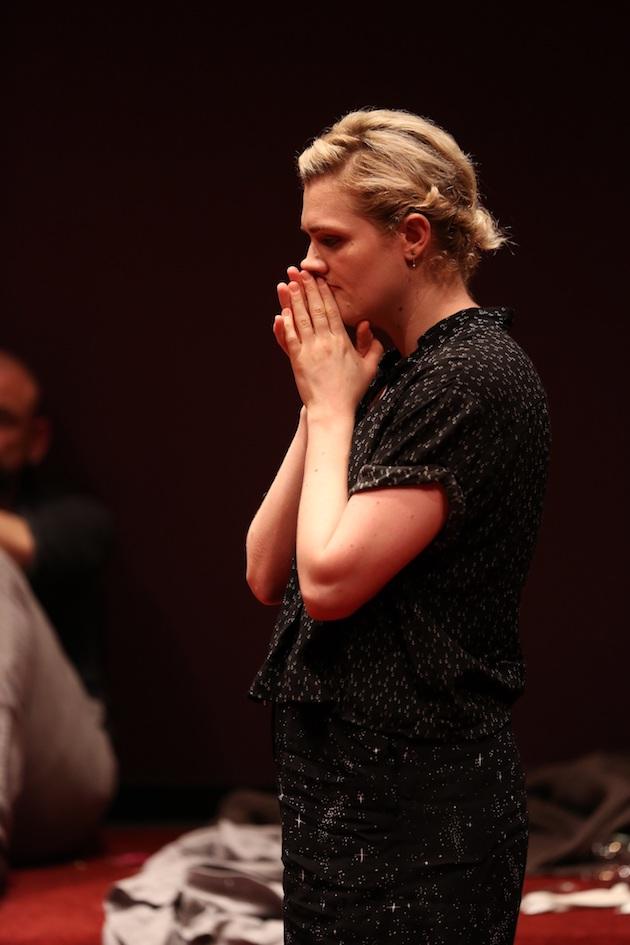 Gayle Rankin as Ophelia